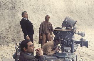 Fellini a cinecitta 2